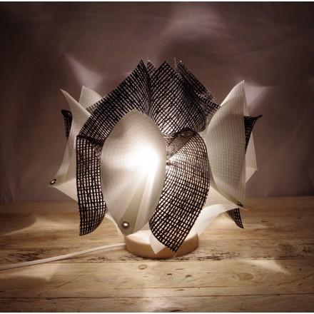 Lampe Léane en voile de Bateau