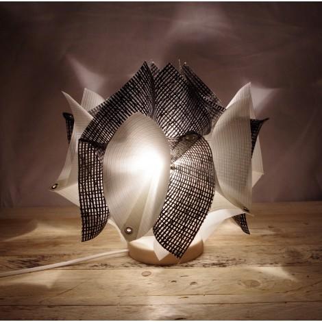 Lampe design en voile de Bateau