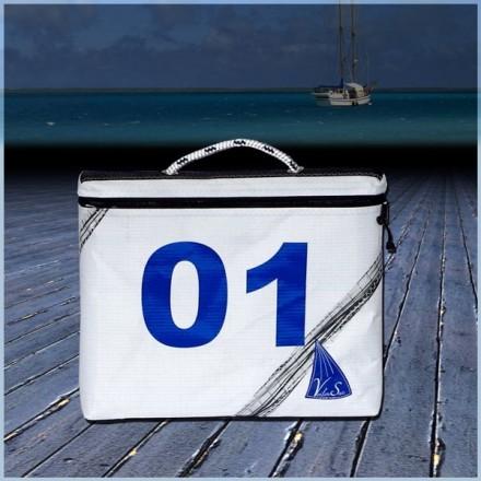 Porte document en voile de bateau