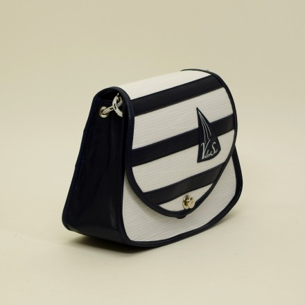 PICCOLO NAVY BLUE MARINIERE