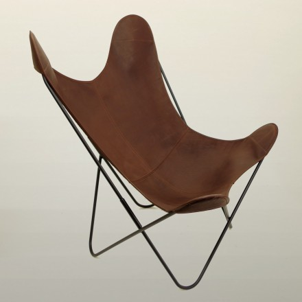 Housse cuir fauteuil AA