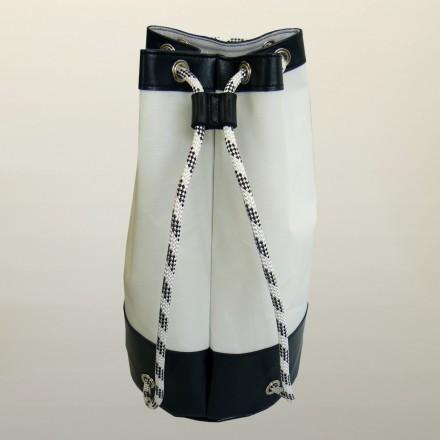 DUFFLE BAG NAVY BLUE 20x40
