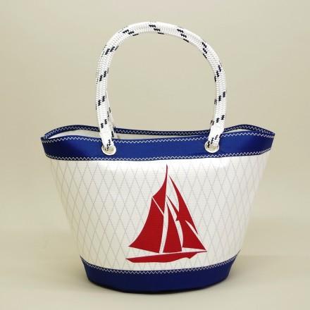 Panier en voile de Bateau Mini Louison Classic Yacht