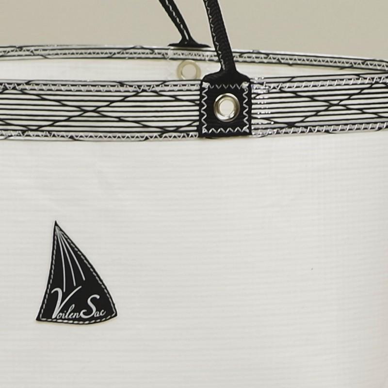 cabas de plage en voile de bateau fabriqu en france personnalisable. Black Bedroom Furniture Sets. Home Design Ideas