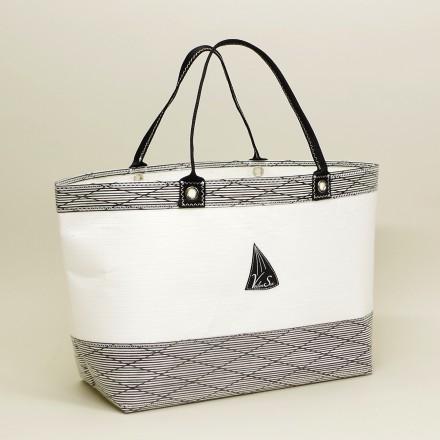 SHOPPING BAG WHITE KETTY