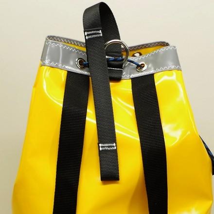 Sac à corde 45 litres jaune