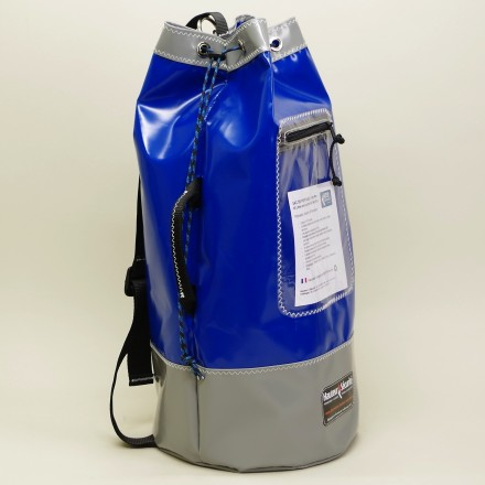 Sac cordiste EPI 45 litres Bleu