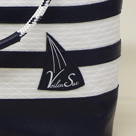 Sac à Main Kristel mini marinière zippé