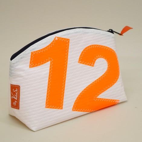 Trousse de toilette L 12 orange