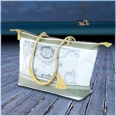 sac main ketty en voile de bateau. Black Bedroom Furniture Sets. Home Design Ideas