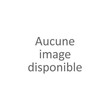 Porte Clé Cordage Blanc Rouge Mousqueton Inox